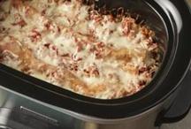 FOOD: Crock Pot Recipes / by Kristin Freudenthal