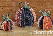 Halloween Haunts  / by Laura Willard