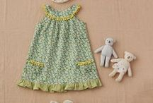Kid's Sewing Patterns / Infants up!!  Please look in Sewing for possibly other patterns...I'm just starting to transfer them here!! / by Linda