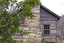 LOG HOME LIVING / *W*E*L*C*O*M*E* from my LOGS to YOURS !!  / by Peggy Shealy