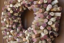 Cork ideas / by Marilyn Neilson
