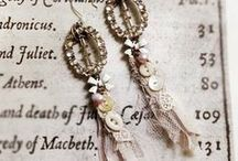 vintage style jewelry and other bits and pieces / by Jan Dockery