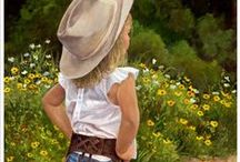 Cowgirl Up! / by Donna Blunt