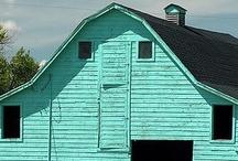 rural studio, barns and hideaways / by deb ketz