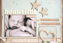 Cute Layouts for Scrapbooking / by Kimberly Pollard