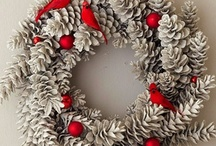 wreaths / by Phyllis Williams