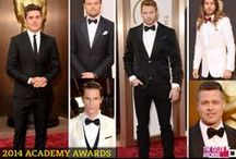 From the Red Carpet / The best male celebrities from Red Carpet and Tv Appareances!  / by the Celeb Archive