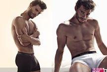 Underwear Stars / The best male celebrities in underwear!  / by the Celeb Archive