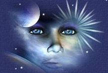 Leo ~ Jul 23 - Aug 22 / Its Element is Fire and its Ruling Planet is the Sun / by Donna Blunt