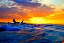 Ocean Dreams / The Ocean & the beach is my serenity. I feel most at home at and in the water.   / by Nina Grace