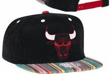 Hats and Accessories / by Chicago Bulls