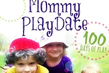 """100 Days of Play / Part of the 100 Days of Play to encourage parents to """"Play more"""" with their kids. We challenge you to commit to more play time on a regular basis - be it 5minutes before you do the dishes or regularly on a Sunday afternoon. The key thing is to.. play more. Here we share 100 play ideas for Kids Activities bloggers, as well as reader's photographs. Join in and have fun! / by Red Ted Art"""