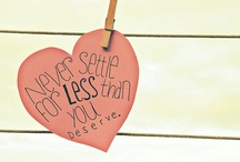 Sweet Sentiments & Quotes / Words to live by. Or to smile by. / by Monina Wagner