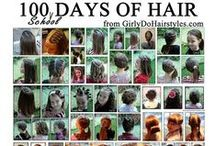 HAIR STYLES & HAIR DOs / by Stacy Williams