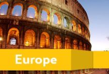 Europe / by Expedia.ca