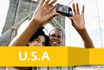 U.S.A / by Expedia.ca