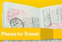 Places to Travel / by Expedia.ca