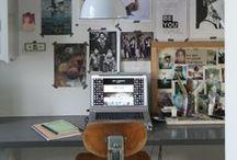 Work place / by Mariska Wildeman