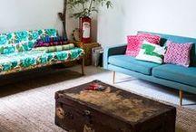 Living Room  / by Mariska Wildeman