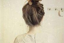 Hair, make up & nails / by Mariska Wildeman