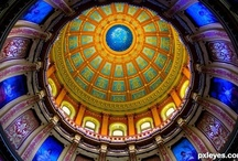 Domes and Barrel Ceilings / by Evie Ulivieri