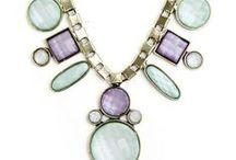 Jewels + Gems + Trinkets / Razzle Dazzle with these fun Jewels + Gems + Trinkets / by Marla Meridith