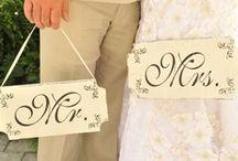Weddings! / by Dreama Davis