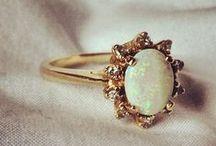 Jewelry & Sparkles / by Katie Wagner