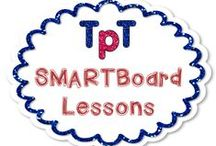 TpT SMARTBoard Lessons / by Suzanne Craiglow Cordes