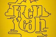 Colour Inspiration Yellow / by Travis Benschop