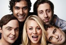 The Big Bang Theory * Best Comedy Ever! / Nerds, geeks, science, String Theory...what's not to love! / by Gina Baratono