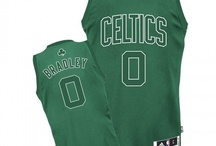Big Color Jerseys / by Boston Celtics