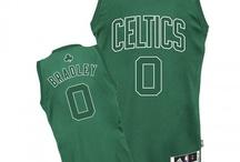 Big Color Jerseys / by Boston Celtics