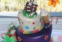 Cakes! / by Dreama Davis