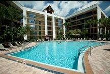 Clarion Inn at Lake Buena Vista / by Rosen Hotels & Resorts Orlando, Florida