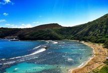 Great Getaways: Hawaii / Thinking of taking a trip to Hawaii? From the historical sites of Oahu to the out-of-this-world volcanic landscapes of the Big Island, here are our favorite budget-friendly places to visit the next time you head to Hawaii. #MyHometownPins / by Budget Travel