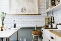Kitchen love.  / by Honey Duggan