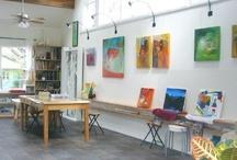 Art Studio / by Lana Hebert