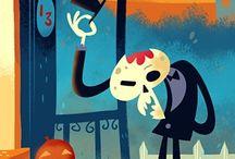 Trick or Treat / Halloween  / by Kelli Norris