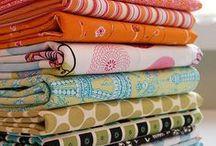 Fabrics / by Natalie Zaki