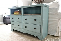DIY: Furniture / by Eva Jansen Bromfield
