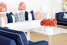 Decorating Ideas: Living Room / by Eva Jansen Bromfield