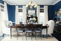 Decorating Ideas: Dining room / by Eva Jansen Bromfield