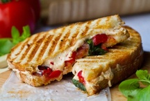 Food: Sandwich Recipes / by Eva Jansen Bromfield