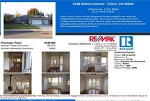 Chico Property Listings: 3 Bedroom / House Listings in Chico California, Property flyers with complete housing payment information - 3 bedrooms / by Access Real Estate Lending
