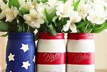 Holidays: 4th of July / Independence Day ideas / by Eva Jansen Bromfield
