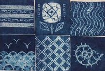 Dropping in on Indigo / Let's try dipping this in indigo! / by Debbie Dierkes