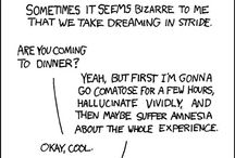 xkcd / by Endless Forms Most Beautiful