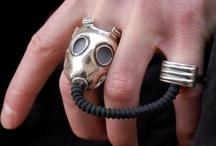 Jewelery Pins / by Sarah Homans