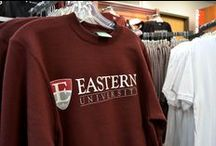 Eastern Spirit! / Coordinate your outfits to show your Eastern pride!! / by Eastern University